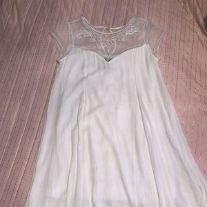 White Dress from Nordstrom's